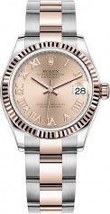 Rolex » Datejust » Datejust 31mm Steel and Everose Gold » 278271-0005