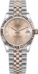 Rolex » Datejust » Datejust 31mm Steel and Everose Gold » 278271-0006