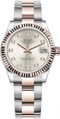 Rolex » Datejust » Datejust 31mm Steel and Everose Gold » 278271-0015