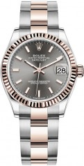 Rolex » Datejust » Datejust 31mm Steel and Everose Gold » 278271-0017