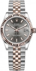 Rolex » Datejust » Datejust 31mm Steel and Everose Gold » 278271-0018