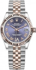 Rolex » Datejust » Datejust 31mm Steel and Everose Gold » 278271-0020