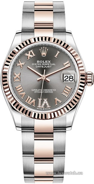 Rolex » Datejust » Datejust 31mm Steel and Everose Gold » 278271-0029