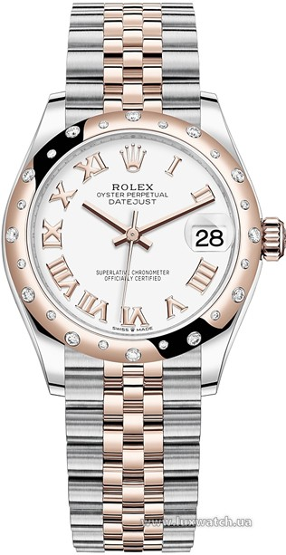 Rolex » Datejust » Datejust 31mm Steel and Everose Gold » 278341rbr-0002