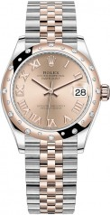 Rolex » Datejust » Datejust 31mm Steel and Everose Gold » 278341rbr-0006