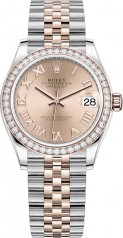 Rolex » Datejust » Datejust 31mm Steel and Everose Gold » 278381rbr-0002