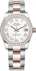 Rolex » Datejust » Datejust 31mm Steel and Everose Gold » 278381rbr-0003