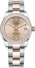 Rolex » Datejust » Datejust 31mm Steel and Everose Gold » 278381rbr-0009