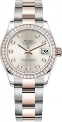 Rolex » Datejust » Datejust 31mm Steel and Everose Gold » 278381rbr-0015