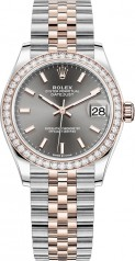 Rolex » Datejust » Datejust 31mm Steel and Everose Gold » 278381rbr-0018