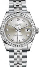 Rolex » Datejust » Datejust 31mm Steel and White Gold » 178384-0003