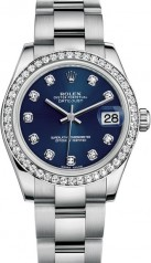Rolex » Datejust » Datejust 31mm Steel and White Gold » 178384-0067