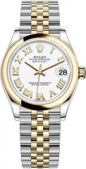 Rolex » Datejust » Datejust 31mm Steel and Yellow Gold » 278243-0002