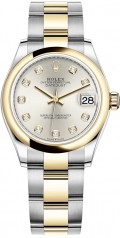 Rolex » Datejust » Datejust 31mm Steel and Yellow Gold » 278243-0019