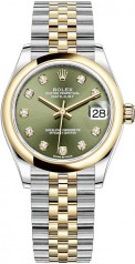 Rolex » Datejust » Datejust 31mm Steel and Yellow Gold » 278243-0030