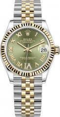 Rolex » Datejust » Datejust 31mm Steel and Yellow Gold » 278273-0016