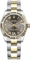 Rolex » Datejust » Datejust 31mm Steel and Yellow Gold » 278273-0017