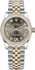 Rolex » Datejust » Datejust 31mm Steel and Yellow Gold » 278383rbr-0018