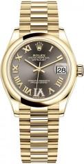 Rolex » Datejust » Datejust 31mm Yellow Gold » 278248-0032