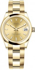 Rolex » Datejust » Datejust 31mm Yellow Gold » 278248-0039