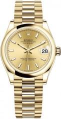 Rolex » Datejust » Datejust 31mm Yellow Gold » 278248-0040