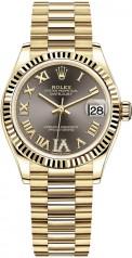 Rolex » Datejust » Datejust 31mm Yellow Gold » 278278-0032