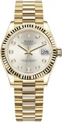 Rolex » Datejust » Datejust 31mm Yellow Gold » 278278-0034