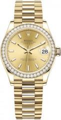 Rolex » Datejust » Datejust 31mm Yellow Gold » 278288rbr-0022