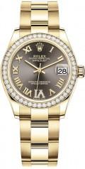 Rolex » Datejust » Datejust 31mm Yellow Gold » 278288rbr-0025