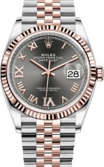 Rolex » Datejust » Datejust 36mm Steel and Everose Gold » 126231-0023