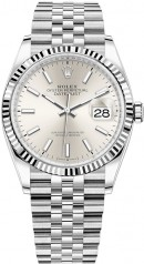Rolex » Datejust » Datejust 36mm Steel and White Gold » 126234-0013
