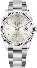 Rolex » Datejust » Datejust 36mm Steel and White Gold » 126234-0014