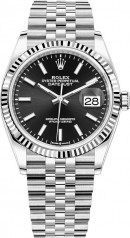 Rolex » Datejust » Datejust 36mm Steel and White Gold » 126234-0015