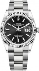 Rolex » Datejust » Datejust 36mm Steel and White Gold » 126234-0016