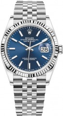 Rolex » Datejust » Datejust 36mm Steel and White Gold » 126234-0017