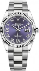 Rolex » Datejust » Datejust 36mm Steel and White Gold » 126234-0022