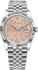 Rolex » Datejust » Datejust 36mm Steel and White Gold » 126234-0023