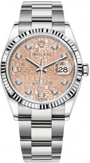 Rolex » Datejust » Datejust 36mm Steel and White Gold » 126234-0024