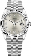 Rolex » Datejust » Datejust 36mm Steel and White Gold » 126234-0029