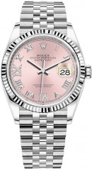 Rolex » Datejust » Datejust 36mm Steel and White Gold » 126234-0031