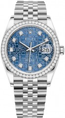 Rolex » Datejust » Datejust 36mm Steel and White Gold » 126284rbr-0003