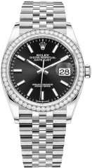 Rolex » Datejust » Datejust 36mm Steel and White Gold » 126284rbr-0007