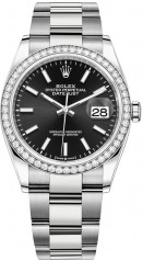 Rolex » Datejust » Datejust 36mm Steel and White Gold » 126284rbr-0008