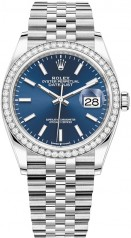 Rolex » Datejust » Datejust 36mm Steel and White Gold » 126284rbr-0009
