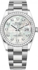 Rolex » Datejust » Datejust 36mm Steel and White Gold » 126284rbr-0012