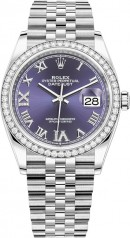 Rolex » Datejust » Datejust 36mm Steel and White Gold » 126284rbr-0013