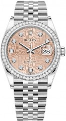 Rolex » Datejust » Datejust 36mm Steel and White Gold » 126284rbr-0015