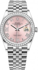 Rolex » Datejust » Datejust 36mm Steel and White Gold » 126284rbr-0023