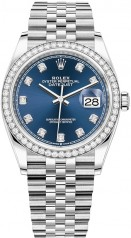 Rolex » Datejust » Datejust 36mm Steel and White Gold » 126284rbr-0029