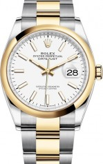 Rolex » Datejust » Datejust 36mm Steel and Yellow Gold » 126203-0020